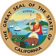 California Secretary of State Seal