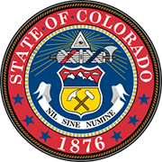 Colorado Secretary of State Seal