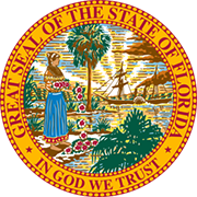 Florida Secretary of State Seal