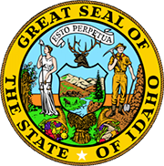 Idaho Secretary of State Seal
