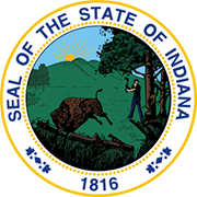 Indiana Secretary of State Seal