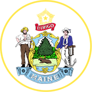 Maine Secretary of State Seal