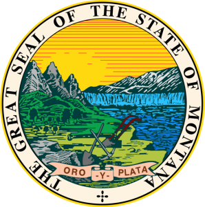 Montana Secretary of State Seal