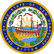 New Hampshire Secretary of State Seal