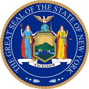 New York Secretary of State Seal