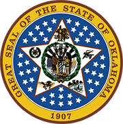 Oklahoma Secretary of State Seal