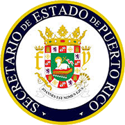 Puerto Rico Secretary of State Seal