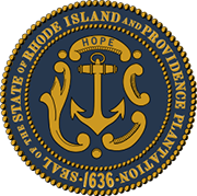 Rhode Island Secretary of State Seal