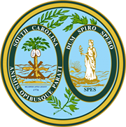 South Carolina Secretary of State Seal