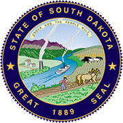 South Dakota Secretary of State Seal