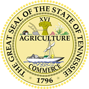 Tennessee Secretary of State Seal