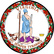 Virginia Secretary of State Seal