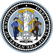 Wyoming Secretary of State Seal